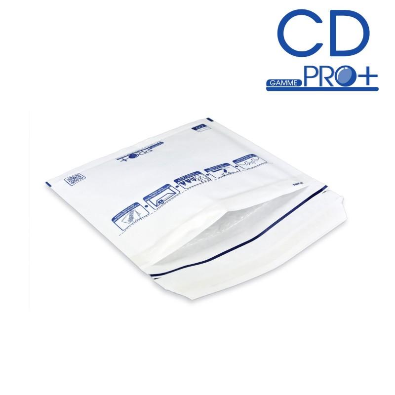 Enveloppes à bulles PRO+ CD format 180x165 mm