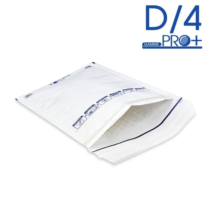 Enveloppes à bulles PRO+ D/4 format 180x265 mm