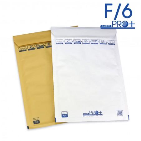 Enveloppes à bulles PRO+ F/6 format 220x340 mm