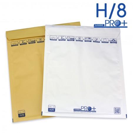 Enveloppes à bulles PRO+ H/8 format 270x360 mm