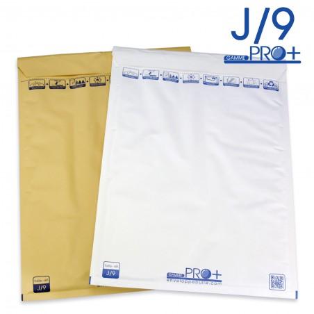 Enveloppes à bulles PRO+ J/9 format 300x445 mm