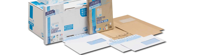 Enveloppes Courrier